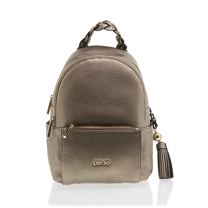 ΜΠΡΟΝΖΕ BACKPACK LIU JO