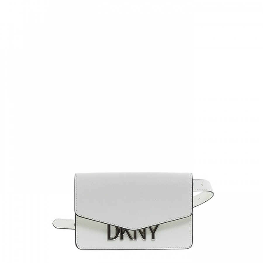DKNY PENELOPE WHITE BELT BAG