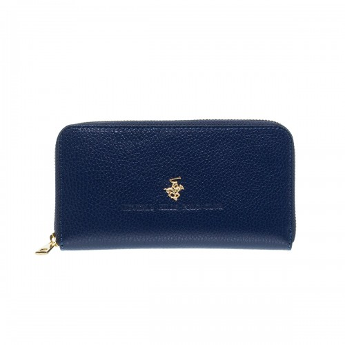 BEVERLY HILLS POLO CLUB NAVY ECO LEATHER ΠΟΡΤΟΦΟΛΙ
