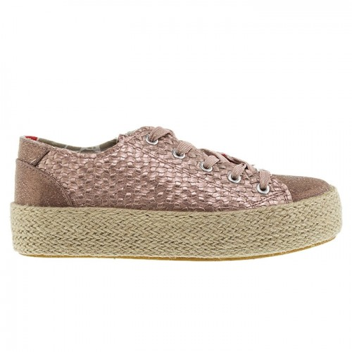 RAME ΔΕΤΑ ESPADRILLE-SNEAKERS CAFE NOIR
