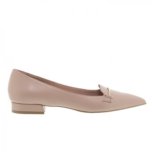 NUDE ΜΥΤΕΡΑ LOAFERS MOURTZI