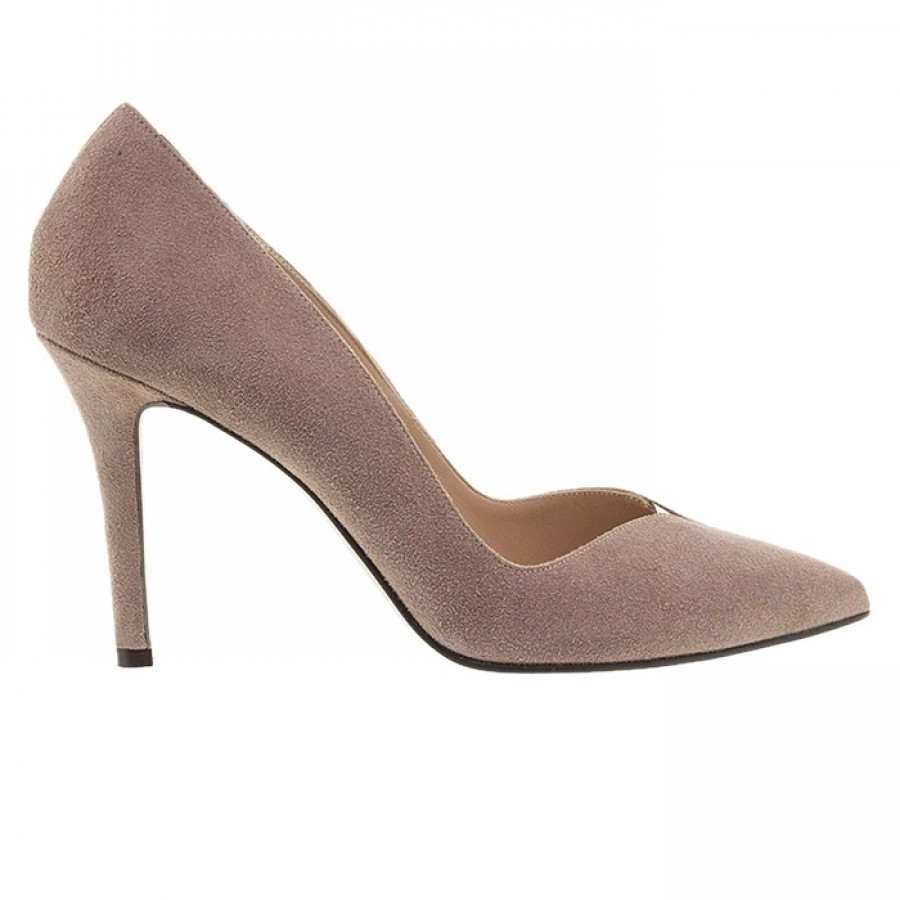 NUDE SUEDE ΓΟΒΕΣ MOURTZI ME ΔΙΑΦΑΝΕΙΑ