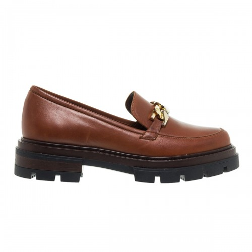 MOURTZI ΤΑΜΠΑ ΔΕΡΜΑΤΙΝΑ LOAFERS