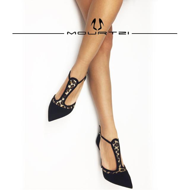 Φόρεσε την Τάση Animal Print: Λεοπάρ Παπούτσια